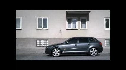 Audi A3 Sportsback Реклама