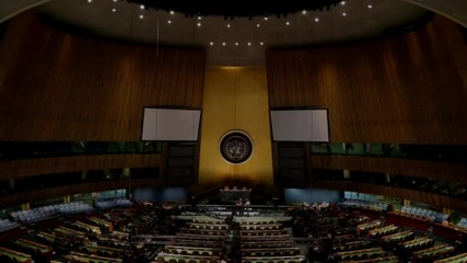 Превод! Beyonce - I was here ( United nations world )