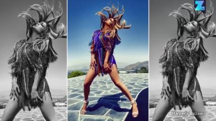 Jennifer Lopez's secret to going back in time