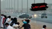 Когато арабският дрифт се обърка (18+) - Новини за автомобили Факти.бг