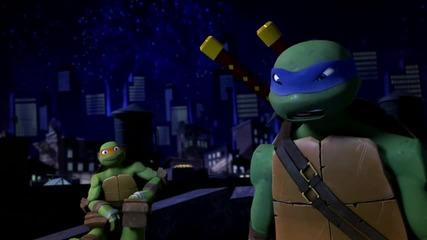 Teenage Mutant Ninja Turtles (2012) сезон 1 епизод 1