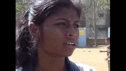 Футболна школа за девойките в Мумбай
