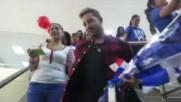 David Bisbal Llegada a Panama
