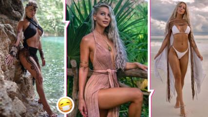 Като истинска амазонка: Българката с милиони последователи се отдаде на мексикански приключения