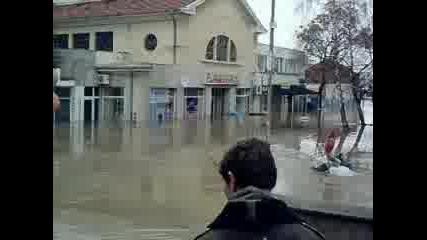 Харманли наводнение част-5