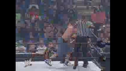 John Cena Vs Randy Orton Part 1