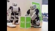 Еволюцията На Роботите!