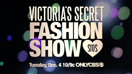 """Сладурскоо!! Джъстин и Ангелите на Victoria Secret's изпълняват """" Beaty and a Beat """""""