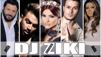 Dj Ziki - Край да няма ( Микс 2014 )