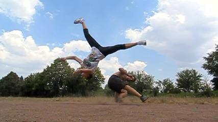 Марина Йорданова - Демо 2014 - Evdemonia Stunt Team