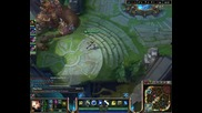Staz Playing League of Legends With Lux