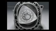 Rotor engine / роторният двигател