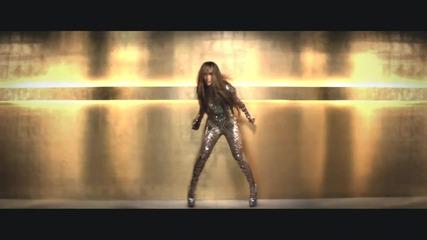 Превод! Текст! Jennifer Lopez - On The Floor & Pitbull ( H D )