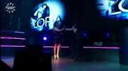 Глория & Angelo - Осъдени души(live от Night Flight 26.04.2012) - By Planetcho