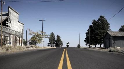Битката за мотоциклети в сравнение с кола drifft