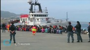 900 Migrants Rescued On the Mediterranean