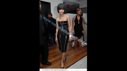 Rihanna - Kanye West 30th Birthday Party