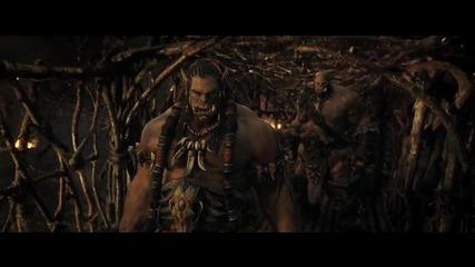 Кино Трейлър на Warcraft (2016)