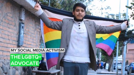 My Social Media Activism: Fighting for LGBTQ+ rights in Ecuador