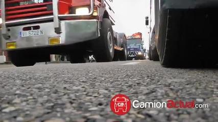 Torrelavega 2012 Camiones Decorados Desfile