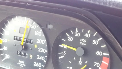 Mercedes 190e 3.0-24v turbo