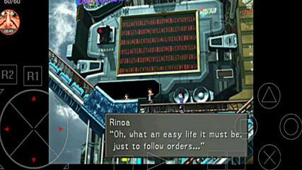 Final Fantasy 8 - част 21 - Речта на президента
