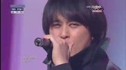Norazo - Rock Star ~ Music Bank (03.12.10)