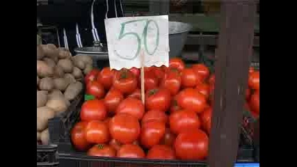 Картофи за 50 стотинки и тиквички за левче в Столипиново