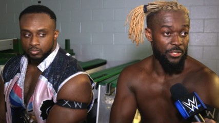 The New Day look to refocus ahead of Royal Rumble: WWE.com Exclusive, Jan. 24, 2020