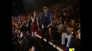 Mtv Movie Awards 2009 Best Kiss [kristen Stewart and Robert Pattinson] bg subs