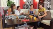 Весела компания - Български сериал 2012 Епизод 9