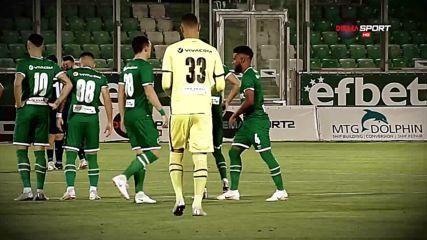 Головете на кръга: 8-ми кръг на Първа лига /първа част/
