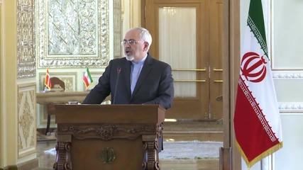 Iran: FM Zarif talks bilateral ties with Danish counterpart Jensen