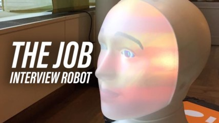 Will you get recruited by this robot?