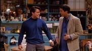 Friends / Приятели - Сезон 1 Епизод 6 - Bg Audio - | Част 2/2 |