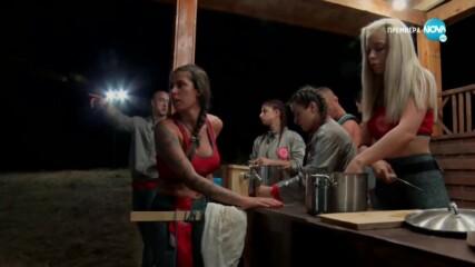Игри на волята: България (14.09.2020) - част 5: Племената опознават новите си територии