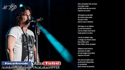 Aca Lukas - Od ljubavi do mrznje - (Audio - Live)