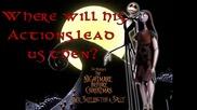 Jack & Sally's Song (original) - The Nightmare Before Christmas *lyrics*