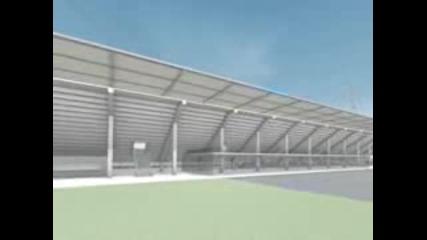 Проект На Стадион Във Варна