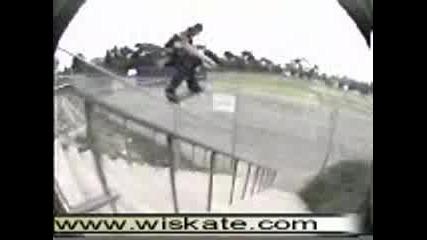 Skate - ollie