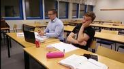 Когато си отклоним вниманието в час по математика
