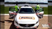 Австралийската полиция тества: Volvo S60 Polestar Tuned 329 коня