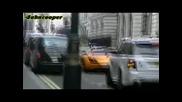 Матово оранжев Mercedes Sls Fab Design