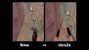 Brian vs. chrizzo on av degyptianez