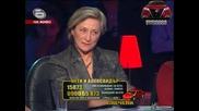 Dancing Stars - 17.11.08г. - Tанцът На Нети И Александър - Танго - Perfect-Quality
