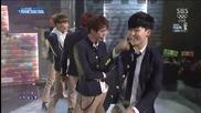 140216 Bts - Boy In Luv @ Inkigayo