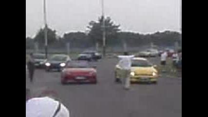 Fiat Bravo Hgt Vs. Honda Crx