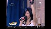 Antonia Margasiu - Morena, Live