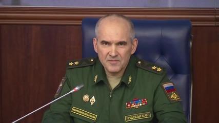 Russia: Downed Su-24 did not violate Turkish airspace - DefMin's Rudskoi