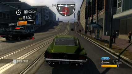 Driver San Francisco: The Classic Chase